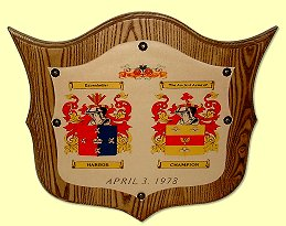 anniversary scroll plaque image